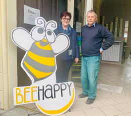 cooperativa sociale progetto Bee happy